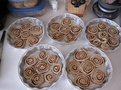 Soy-Milk Pioneer Woman Cinnamon Buns