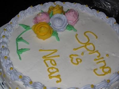 Cake Decorating Michaels Waterbury Ct : Michael s Basic Cake Decorating Class - Day 4 - She Bakes Here