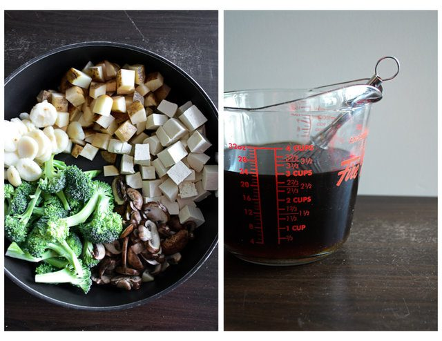 Grandma Kay's Sukiyaki Recipe